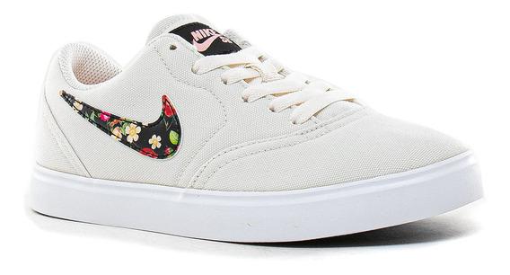 Zapatillas Sb Check Cnvs Kids Nike Fluid Tienda Oficial