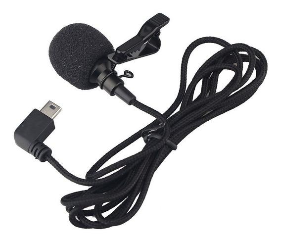 Proaventura Microfone Lapela Exter Original Sjcam Sj6/7/360