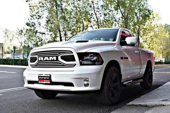 Dodge Ram Rt 2018