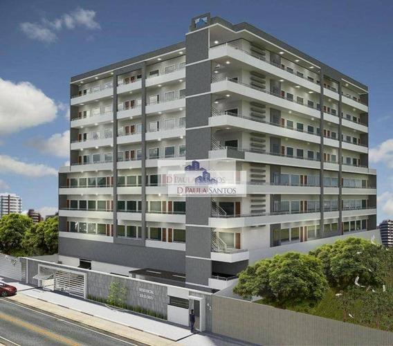 Apartamento Com 2 Dormitórios À Venda, 48 M² Por R$ 259.999 - Vila Gomes Cardim - São Paulo/sp - Ap0234
