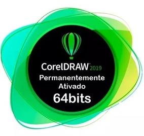 Corel Draw 2019 / 64 Bits