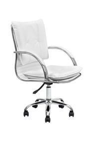 Cadeira Escritório Executiva Desenho Italiano- Frete Gratis