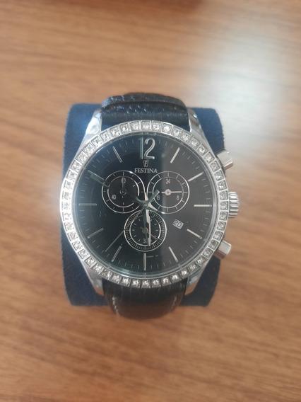 Relógio Feminino Festina Modelo F37.Não Fabrica Mais. Novo.