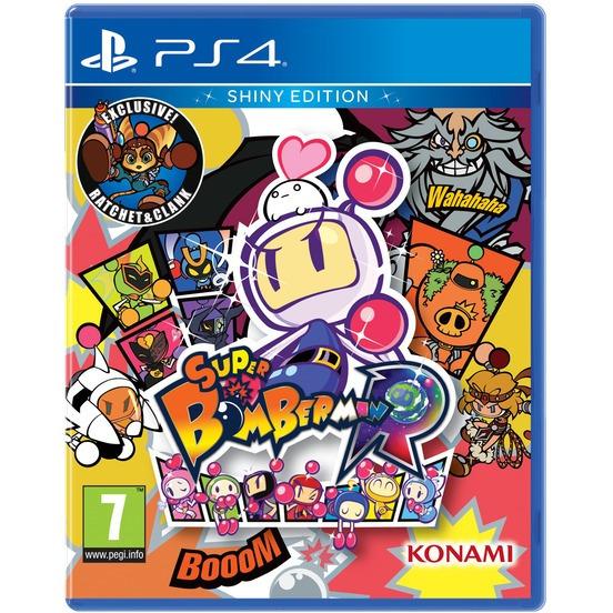 Jogo Super Bomberman R Ps4 Midia Fisica Lacrado Nacional Barato