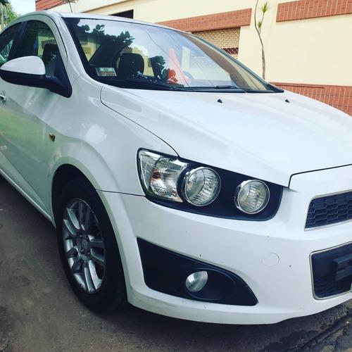 Chevrolet Sonic Ltz 4ptas
