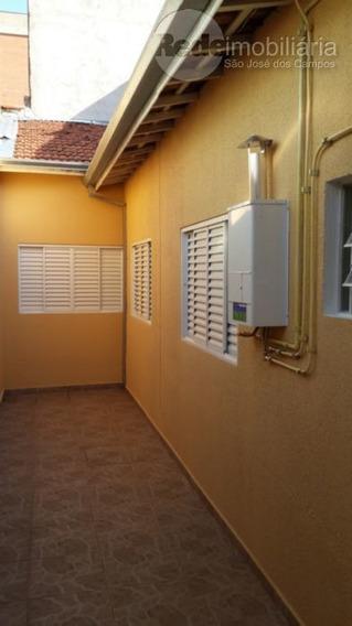 Casa Com 3 Dormitórios À Venda, 110 M² Por R$ 320.000,00 - Vila Industrial - São José Dos Campos/sp - Ca0159