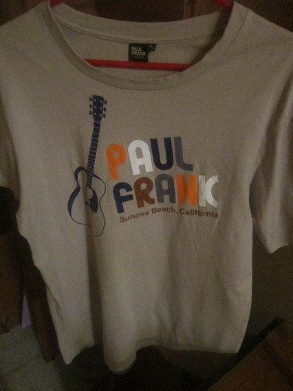 Franela Paul Frank Original Usada Talla L