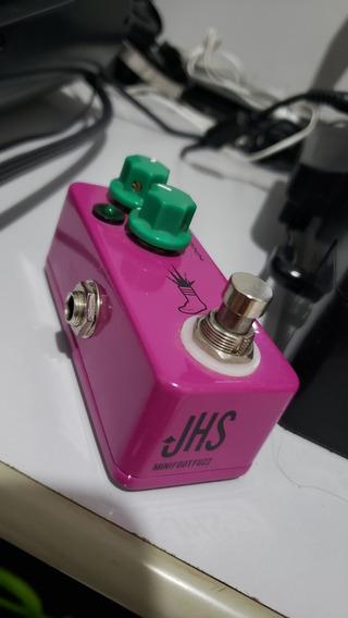 Pedal Jhs Mini Fuzz