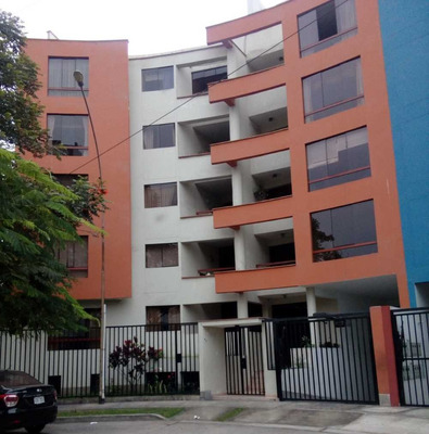 Vendo Departamento En Av. San Felipe -jesús Maria $ 180,000