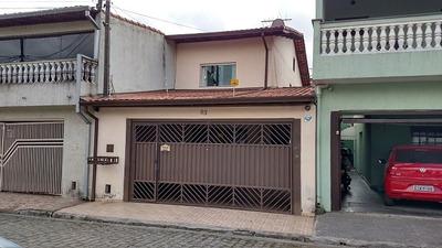 Casa Para Venda, 3 Dormitórios, Vila Nova Urupês - Suzano - 2130