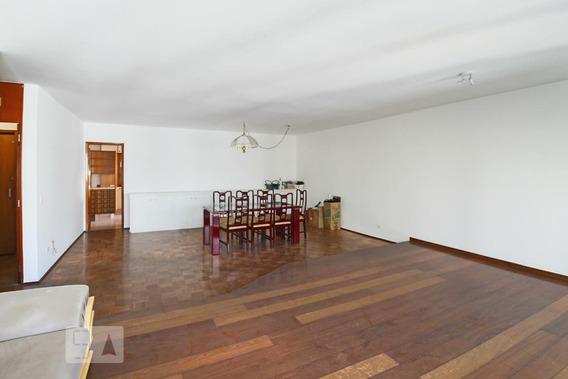 Apartamento Para Aluguel - Santa Cecília, 4 Quartos, 200 - 892912531