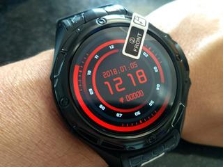 Smartwatch Allcall W2 3g Bluetooth P Dágua Relógio Celular