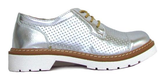 Zapatos Mujer Acordonados Borcegos Zapatillas Dama Moda