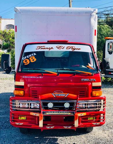 Super Oferta Daihatsu Delta 1998 Cama Larga Cara Estrecha