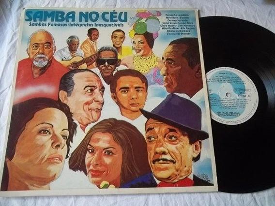 Lp Vinil - Samba No Céu - Coletanea - Sambas Famosos