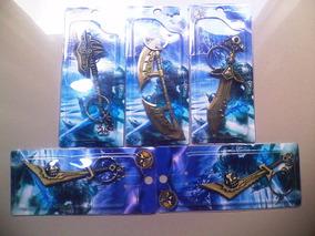 Lote Com 04 Chaveiros Espadas