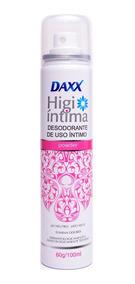 Desodorante Íntimo Daxx Higi Íntima Powder 100ml