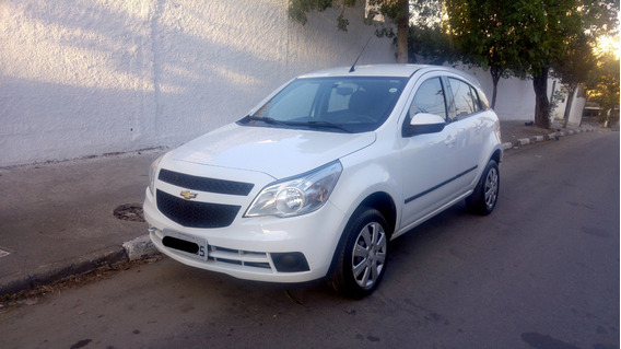 Chevrolet Agile Lt 1.4 - 2012 - Completo E Impecável