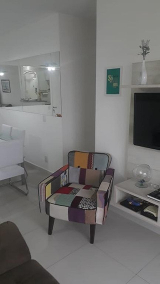 Apartamento Em Marapé, Santos/sp De 65m² 2 Quartos À Venda Por R$ 415.000,00 - Ap286033