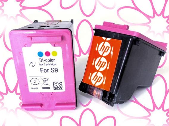 Cartucho Hp De Tinta T T G Para Trabajar Impresora De Uñas