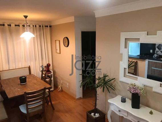 Apartamento Com 3 Dormitórios À Venda, 59 M² Por R$ 350.000,00 - Jardim Nova Europa - Campinas/sp - Ap2987