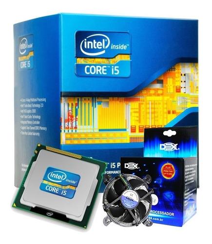 Processador Intel Core I5 3470 Lga 1155 3ºgeração + Pasta