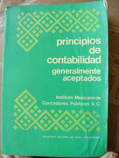 F6a Principios De Contabilidad Generalmente Aceptados- Imcp
