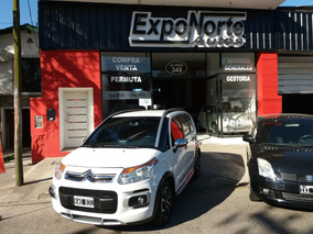 Citroën C3 Aircross 1.6 16v Exclusive (110cv)