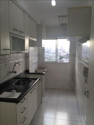 Apartamento Em Ipiranga, São Paulo/sp De 48m² 2 Quartos À Venda Por R$ 330.000,00 - Ap218353
