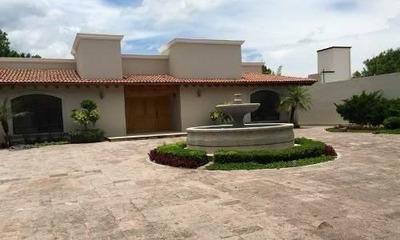 Hermosa Residencia Exclusiva, La Mejor De Su Tipo En Jurica,