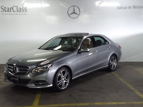 Mercedes-benz E Class 4p 250 Advance 2.0 Aut