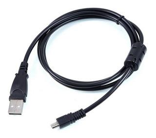 Cable Usb Sony Cybershot Dsc-w800 W810 W830 W620 W610 W550