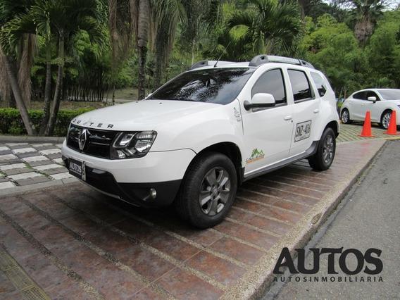 Renault Duster Dynamique Mt 4x4 Gas Gasolina Cc2000