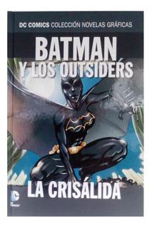 Dc Comic Novelas Graficas Nº 92 Batman Y Los Outsiders