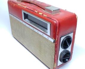 Radio Transcosmos Teleparc Antig Não Funciona 5 Faixas Raro
