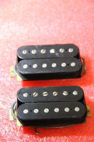 Set De Captadores Prs ,made In Usa Hfs E Vintage Bass,usado.