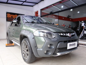 Fiat Palio Weekend Adventure 1.8 16v Flex 4p Automatizado