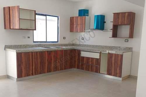 Nueva Casa En Venta, Completamente Equipada En Villas Del Renacimiento, Torreón, Coahuila
