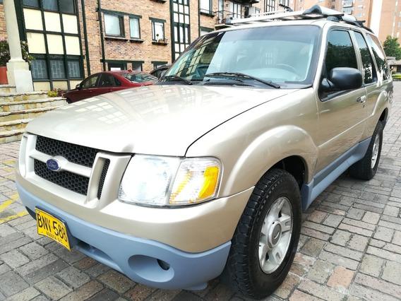 Ford Explorer Aventura 2004