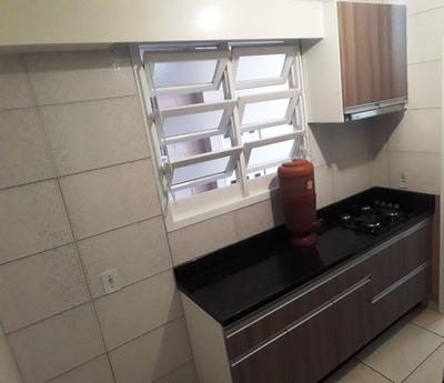 Apartamento No Saguaçú Com 2 Quartos Para Locação, 57 M² - La448