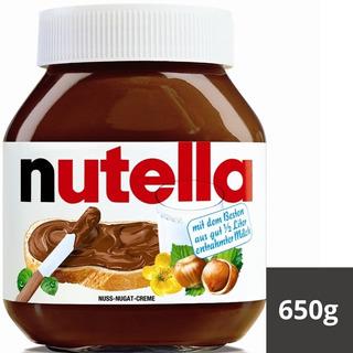 Nutella Creme De Avelã Gigante 650g Und