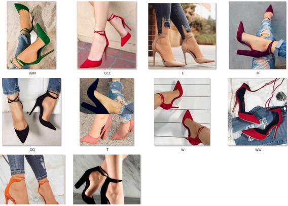 Zapatos Tacones De Excelente Calidad
