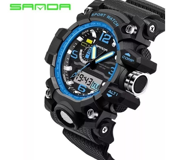 Relógio S Shock Mudmaster Aprova D