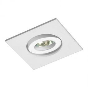 Spot De Embutir Direcionável Mini Dicroica Bl 1012/1 Branco