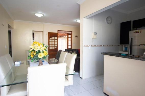 Casa Com 3 Dormitórios À Venda, 130 M² Por R$ 269.000,00 - Prefeito José Walter - Fortaleza/ce - Ca0527