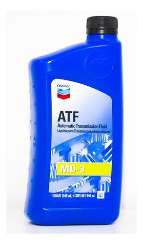 Aceite De Transmision Automatica Atf Md-3 Chevron 946 Ml
