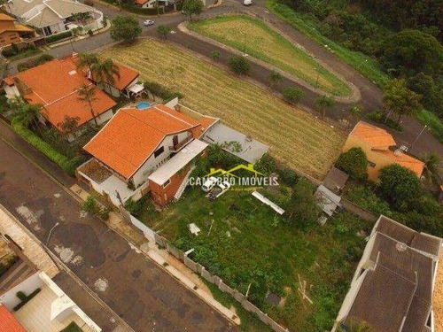 Imagem 1 de 4 de Terreno À Venda, 324 M² Por R$ 275.000,00 - Chácara Machadinho Ii - Americana/sp - Te0446