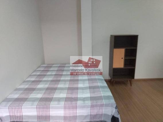 Kitnet Com 1 Dormitório Para Alugar, 30 M² Por R$ 1.690,00/mês - Mooca - São Paulo/sp - Kn0043