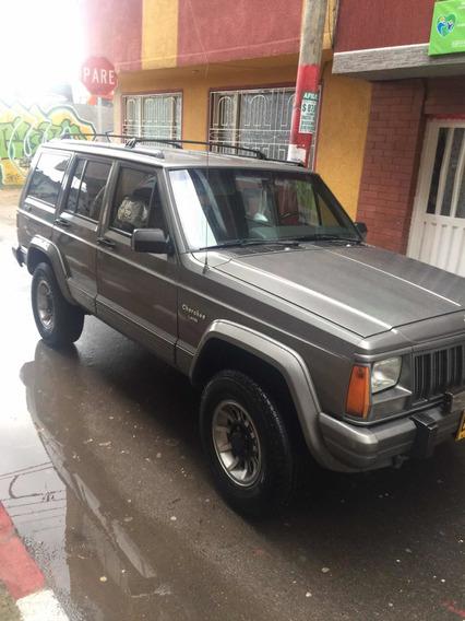 Jeep Cherokee 93