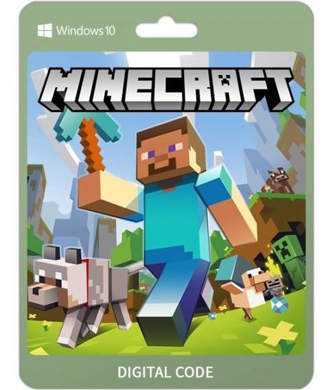 Minecraft Original Chave Windows 10 (loja Microsoft)
